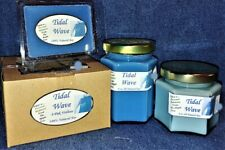 **NEW** Hand Poured Fresh Scents Soy Candles, Tarts & Votives - Tidal Wave