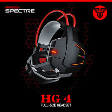 Pro Stereo Gaming Headphone Computer Game Headset with Mic Glaring LED Light