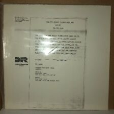 The King Biscuit Flower Hour- The KBC Band 6/21/87 Rare 2LP Radio Piece!