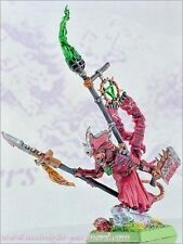 Warhammer Fantasy - Skaven Warlord from The Islands of Blood - The Blood Rat