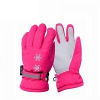 Gloves Sports Ski Waterproof Winter Snowboard Snow Thermal Motorcycle Windproof