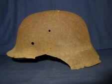 ww2 deutscher helm. M-40. Größe 64. Kurlan Kessel. Schlachtfeld.