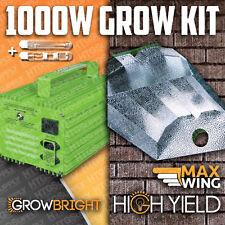 1000 Watt 1000w Hps Grow Light w Switchable Ballast Mh