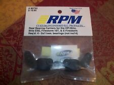 RPM Rear Bearing Carriers For HPI Blitz Firestorm & E-Firestorm 80792