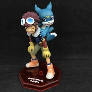 Digimon: Digital Monsters 2 Davis Motomiya & Veemon Adventure Figures Toys Set