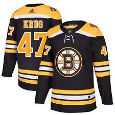 #47 Torey Krug Jersey Boston Bruins Home Adidas Authentic