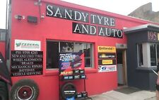 TYRES NEW AND USED @ SANDY TYRE & AUTO 10% OFF COUPON