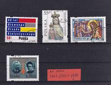 Polen 1998: kleine Sammlung gestempelt (2)