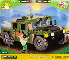 COBI NATO AAT Vehicle / Green Camo (24304) - 255 elem. - HMMWV