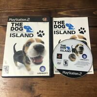 The Dog Island (Sony PlayStation 2, PS2 2008)- Complete