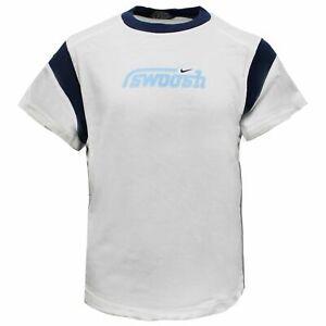 Nike Boys Junior Shorts T-Shirt Set Training Co Ord Navy White 463374 123 L