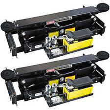 Pair Of BendPak 4,500 lb Sliding Bridge Jacks RBJ-4500