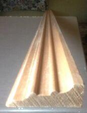 """Decorative Hardwood Lumber Mahogany Molding 1-1/16""""x 3""""x96-1/2 Unfinished"""