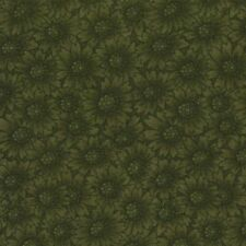 Kansas Troubles Favorites - Green Tonal Sunflower