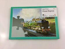 Active Minds Orient Express Plastic JigsawPuzzle 13 Pieces Alzheimer's