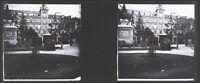 Spagna Madrid c1910 Negativo Stereo V12L27n12 Placca Da Lente Vintage