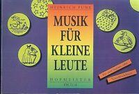 Heinrich Funk : Musik für Kleine Leute für 2 Flöten