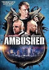 Ambushed (DVD, 2013) Dolph Lundgren EXCELLENT