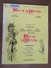 MAN OF LA MANCHA  Music by Rich Leigh Lyrics by Joe Darion FOR ALL ORGAN TYPES