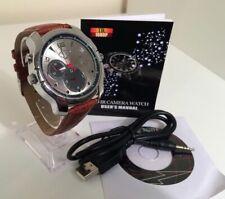 FHD 1080P 16GB Wrist Watch Security Body Camera IR Night Vision Waterproof DVR