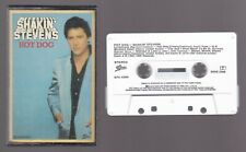 Shakin' Stevens; Hot Dog - Cassette Tape - EPC 4299