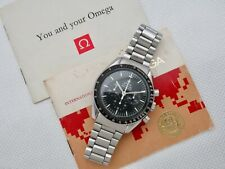 1973 Omega Speedmaster Professional Chronograph Cal. 861 Ref. 145.022 76 ST 42MM