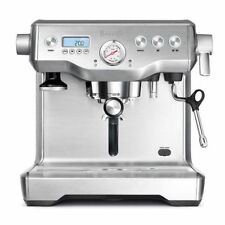 Brand New Breville The Dual Boiler BES920 11 Cups Espresso Machine - Stainless
