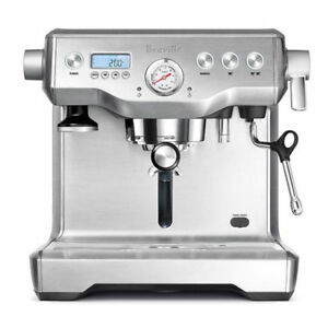 Breville BES920bss  Refurbished dinged stainless steel