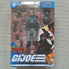 "Hasbro G.I. Joe Classified Series Special Missions: Cobra Island - Firefly 6"" A?"