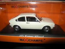 1:43 MAXI Champs ALFA ROMEO ALFASUD 1972 WHITE/BIANCO N. 940120101 OVP