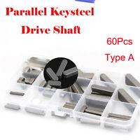 Key Stainless Steel Square Bar Keyway 12mm x 300mm BS4235 316 HPC Gears