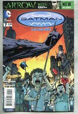 Batman Incorporated #7-2013 nm- Grant Morrison Damian Wayne New 52 NU 52
