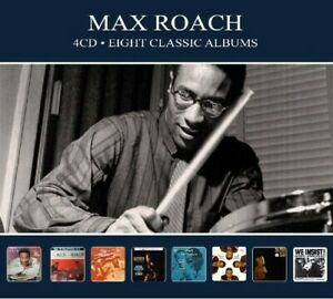Max Roach - 8 Classic Albums [New CD] Digipack Packaging, Germany - Import