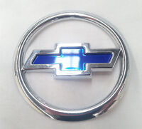 CHEVROLET LOGO TAILGATE BADGE to suit HOLDEN COMMODORE UTE - STICK ON