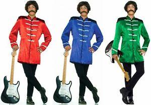 British Explosion Adult Costume - Beatles - John Lennon - Multiple Colors!