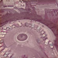 CAR CIRCLE Found PHOTO Original COLOR Snapshot PHOTOGRAPHY Free Shipping M 81 25
