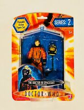 Doctor Who 10th Tenth Dr In Spacesuit 5 inch action Figure Series 2 BNIB
