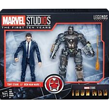 MARVEL LEGENDS Cinematic Universe 10th Anniversary 001 Iron Man Stark Monger NEW