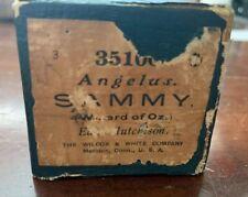Wilcox & White Pipe-Organ Player Piano Roll 35100 Angelus. Sammy. (Wizard of Oz)
