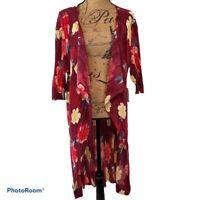 Lularoe Shirley Kimono Size Small NWT