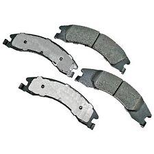 Rear Brake Pads for FORD SEMI METALLIC E-150 E-250 E-350 E-450 SUPER DUTY BRAKES