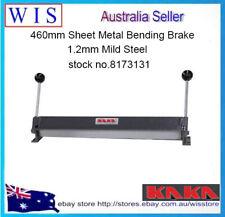 460mm Sheet Metal Bending Brake 1.2mm Mild Steel W1.2x460-8173131