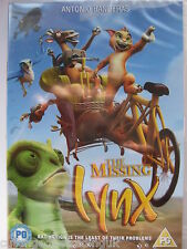 The Missing Lynx (DVD, 2011) NEW SEALED Region 2 PAL