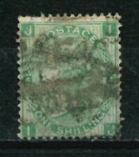 GREAT BRITAIN 1865 - Queen Victoria - Large White Control Letters in Corners