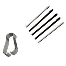 Replacement Tips For Samsung Galaxy Tab S3 9.7 T820 T825 Touch Stylus S-Pen BLK