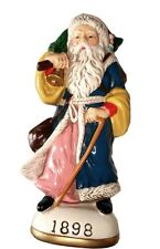 Circa 1898 German St. Nicholas Sp. Ed. Memories of Santa Collection Ornament NIB