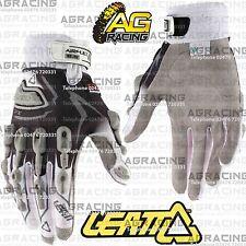Leatt GPX 5.5 Lite White Black Gloves Adult Small SMLL SM S Motocross Enduro ATV