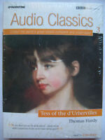 Audio Classic Thomas Hardy Tess of the d'Urbavilles BBC CD Audio Book NEW SEALED