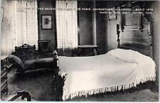 GEORGETOWN, Colorado  CO    Room Interior  HOTEL DE PARIS   Postcard