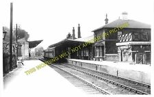 Driffield Railway Station Phot. Nafferton to Garton and Southburn. (1)